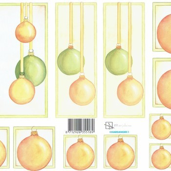 Hardanger - kerstballen