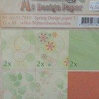 Design paper spring