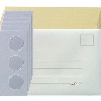 Tri-o kaarten geel