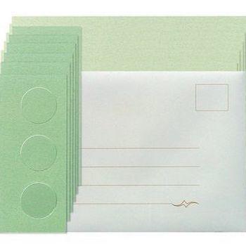 Tri-o kaarten groen