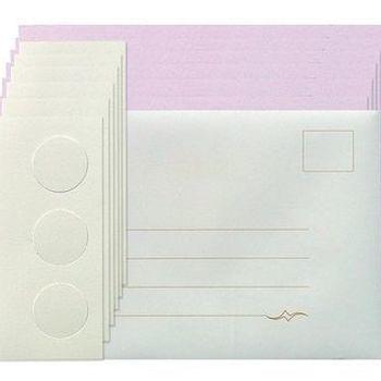 Tri-o kaarten rose