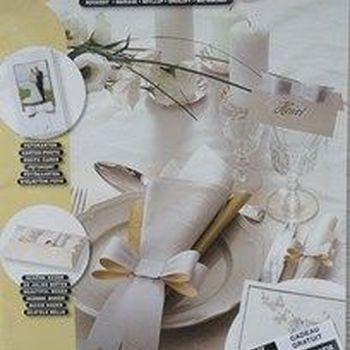 brochure wedding