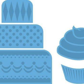 CreaTable Mini-cake & cupcake