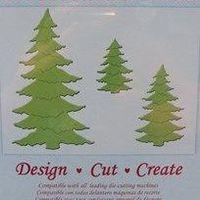 Die'Sire Dies spruce trees