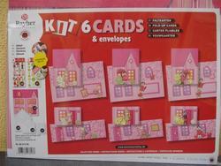 kaartenset Marie & friends