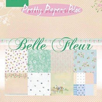 MD - Paper pad - Belle fleur