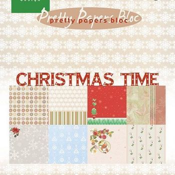 MD - Paper pad - Christmas time