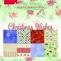 MD - Paper pad - Christmas wishes