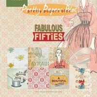 MD - Paper pad - Fabulous Fifties