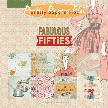 MD - Paper pad - Fabulous Fifties