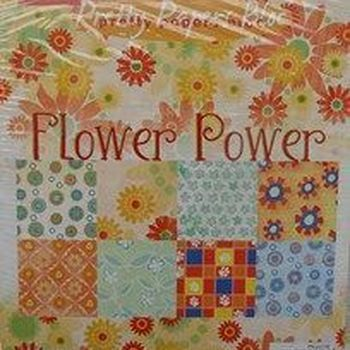 MD - Paper pad - Flower power