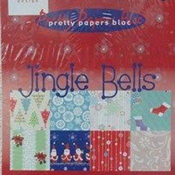 MD - Paper pad - Jingle bells