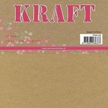MD - Paper pad - Kraft