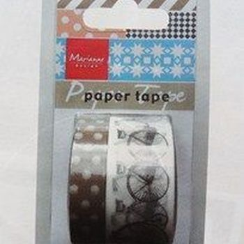 MD - paper tape - Bicycles