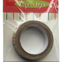 MD - paper tape - Christmas Stripes
