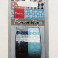 MD - paper tape - Let it snow
