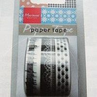 MD - paper tape - Music
