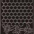 bijen & honingraat