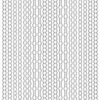randen glitter transp. (7010) zilver