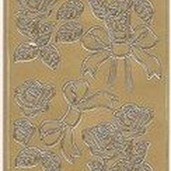 roos met strik 0427/0428