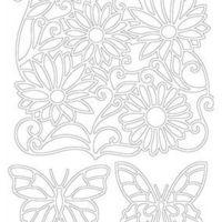 vlinders & bloemen