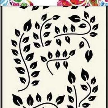 Mask Art - Leaves