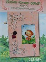 boekje Twinny sticker-corner-stitch