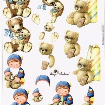 AC knuffelberen