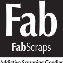 Fab Scraps embellishments