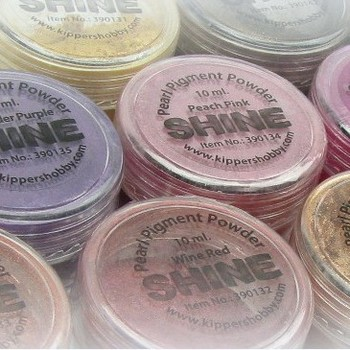 Shine Pearl Pigment Powder
