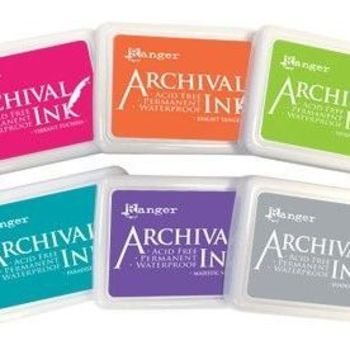 Ranger Archivel Ink pads