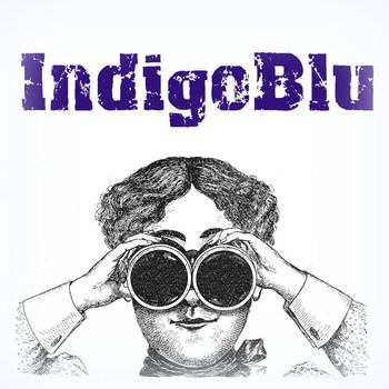 Indigo Blu stempels