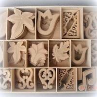 MDF ornamenten